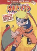 Naruto Uncut Season 1 Box Set Vol 1 (DVD)