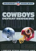 NFL's Greatest Rivalries: Dallas Vs. Washington (DVD)