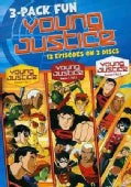 Young Justice: Season 1 Volumes 1-3 (DVD)