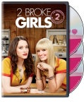 2 Broke Girls: The Complete Second Season (DVD)
