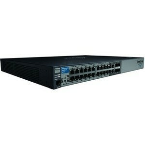 HP ProCurve 2510G-24 Manageable Switch