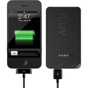 iLuv IBA300 External Handheld Device Battery