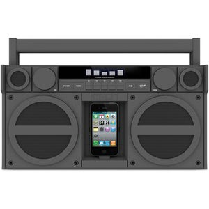 iHome iP4 Speaker System - Gray