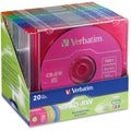 Verbatim DataLifePlus 4x CD-RW Media