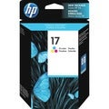 HP No. 17 Tri-color Ink Cartridge