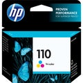 HP No. 110 Tri-color Vivera Ink Cartridge