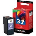 Lexmark No. 37 Tri-color Ink Catridge