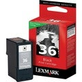 Lexmark No.36 Black Ink Cartridge
