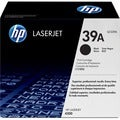 HP Black Toner Cartridge - 18000 Page - Black - Package: 1