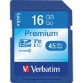 Verbatim 16GB Secure Digital High Capacity Class 6-13 Card