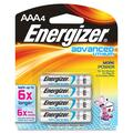 Energizer EA92BP-4 Advanced Lithium General Purpose Battery