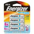 Energizer EA91BP-8 Advanced Lithium General Purpose Battery