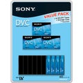 Sony 60 Minute Digital Video Cassette Premium MiniDV Tapes 50 Pack