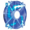 Cooler Master MegaFlow 200 - Blue LED Silent Computer Case Fan