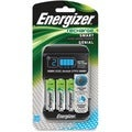 Energizer CHP4WB4 Battery Charger with Four Rechargeable AA Batteries