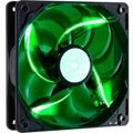 Cooler Master SickleFlow Silent 120mm Green LED Computer Case Fan