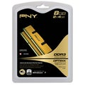 PNY Optima MD8192KD3-1333 8GB DDR3 SDRAM Memory Module