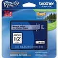 Brother TZ Series Black-on-Clear Tape Cartridge