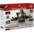 Visiontek 900331 Radeon HD 5550 Graphic Card - 550 MHz Core - 1 GB DD