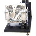 V7 260 W Replacement Lamp for NEC NP4000, Sanyo PDG-DXT10L Replaces L