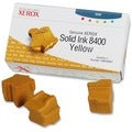 Xerox Yellow Solid Ink Solid