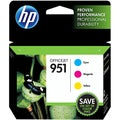 HP 951 Ink Cartridge - Cyan, Magenta, Yellow