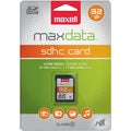 Maxell 501304 32 GB Secure Digital High Capacity (SDHC) - 1 Card/1 Pa