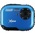 Coleman Mini Xtreme C3WP-BL 5MP Waterproof Blue Digital Camera