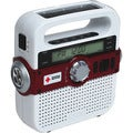 American Red Cross AM/FM Weather Alert Radio with USB Cell Phone Char