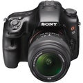 Sony Alpha SLT-A57 16.1MP Digital SLT Camera with 18-55mm Lens