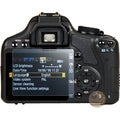 Canon EOS 500D T1i Reusable Clear Camera LCD Screen Protector