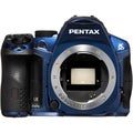 Pentax K-30 16.3 Megapixel Digital SLR Camera (Body Only) - Blue