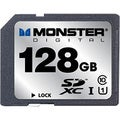Monster Cable FSD-0128 128 GB Secure Digital Extended Capacity (SDXC)