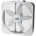 Lasko 3743 20-inch Weather-Shield Premium Box Fan Plus