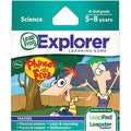 LeapFrog Explorer Game Cartridge: Disney Phineas and Ferb Education M