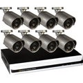 Q-see QS4816-852-1 Real-Time CIF/D1, High Resolution Surveillance Bun