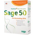 Sage 50 Pro Accounting 2014 With1 Year Sage Business Care Silver - Co