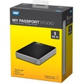WD My Passport Studio 1 TB FireWire 800 External Portable Hard Drive