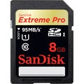 SanDisk Extreme Pro 8 GB Secure Digital High Capacity (SDHC)