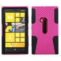 BasAcc Hot Pink/ Black Case for Nokia 920 Lumia
