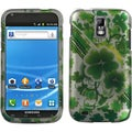 BasAcc Lucky Clovers 2D Case for Samsung Galaxy S II T989 Hercules