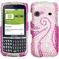 BasAcc Phoenix Tail Diamante Case for Samsung M580 Replenish