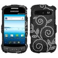 BasAcc Dark Wonderland Diamante Case for Samsung R720 Admire/ Vitality