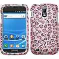 BasAcc Pink/ Black Diamante Case for Samsung T989 Galaxy S II