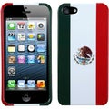 BasAcc Mexico National Flag Hard Case for Apple iPhone 5