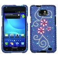 BasAcc Juicy Flower Diamante Case for Samsung� I777 Galaxy S II