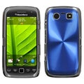 BasAcc Blue Cosmo Back Protector Case for BlackBerry 9850 Torch