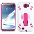 BasAcc Hot Pink Case with Stand for Samsung Galaxy Note II T889/ I605