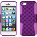 BasAcc Purple/ Electric Pink Astronoot Case for Apple iPhone 5