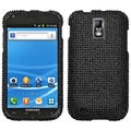BasAcc Black Diamante Case for Samsung Galaxy S II/ S2 T989 Hercules